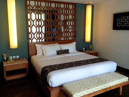 Maca Villas & Spa: Villa 12 - Schlafzimmer