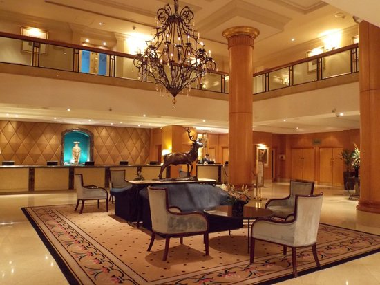 Recepcion Picture Of Millennium Gloucester Hotel London Kensington