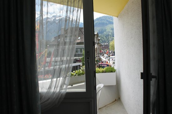 Hotel Bernerhof : view