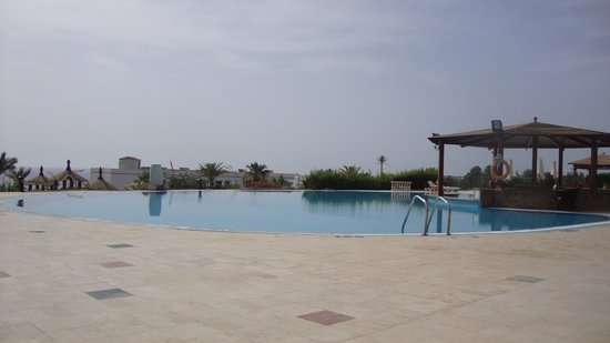 Poinciana Sharm Resort & Apartments: The relaxing pool