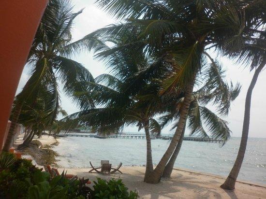 Banana Beach Resort: mare