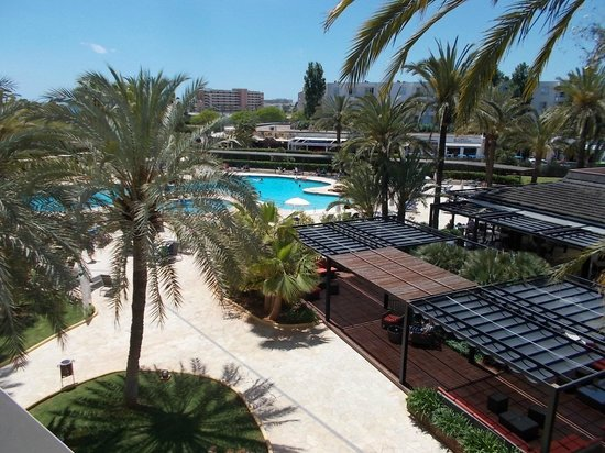Protur Sa Coma Playa Hotel & Spa: Pool view room 209