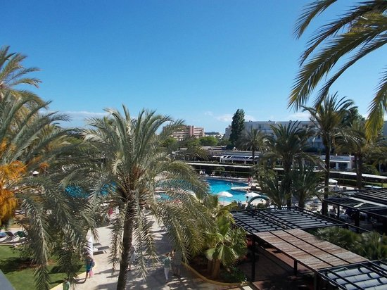 Protur Sa Coma Playa Hotel & Spa: View from room 209