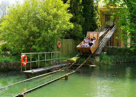 Wicksteed Park: Water Chute..