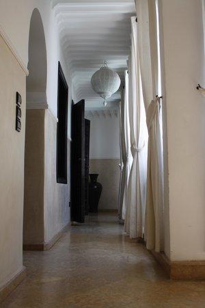Riad Aliya : hallway