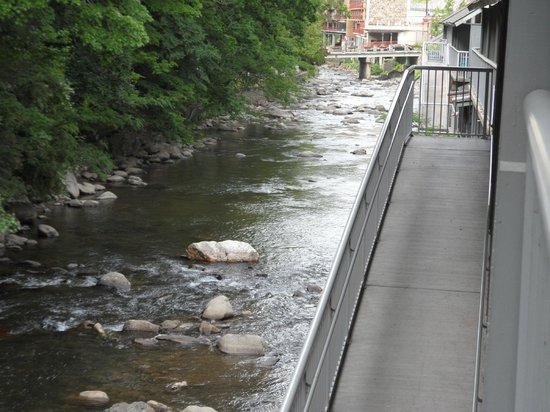 River View Picture Of Rocky Waters Motor Inn Gatlinburg