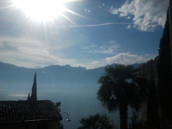 Ristorante Paradiso Perduto: Beautiful view il museo