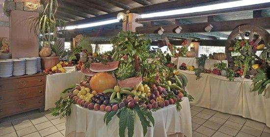 Arbatax Park Resort - Borgo Cala Moresca: Restaurant