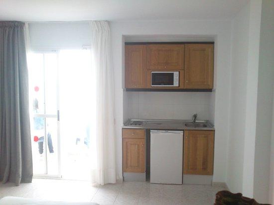 Panoramic Apartments: camas