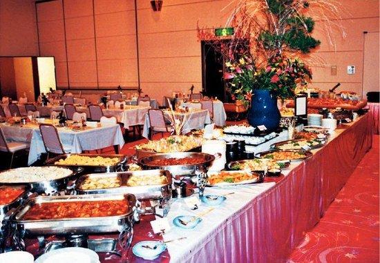 Hotel Sunmi Club: Buffet Banquet