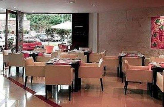 Hotel Boutique Mexico Plaza Aguascalientes: Restaurant