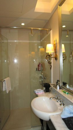 The Scarlet Singapore : Nice with separate shower cubicle