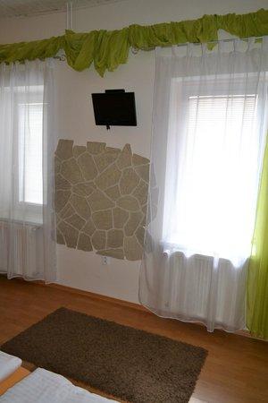 Derivia Penzion: Room