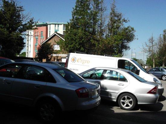 Ramada Crawley Gatwick: car park 2