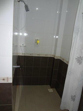 AV Hotel: shower
