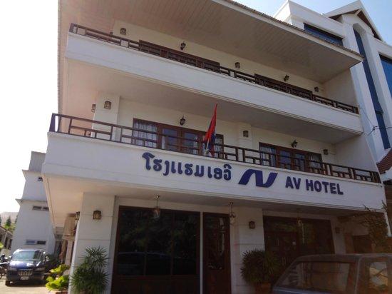 AV Hotel: hotel