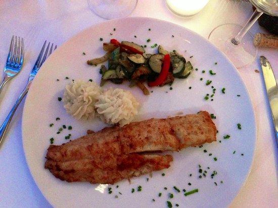Chez Delmo: Atlantic salmon