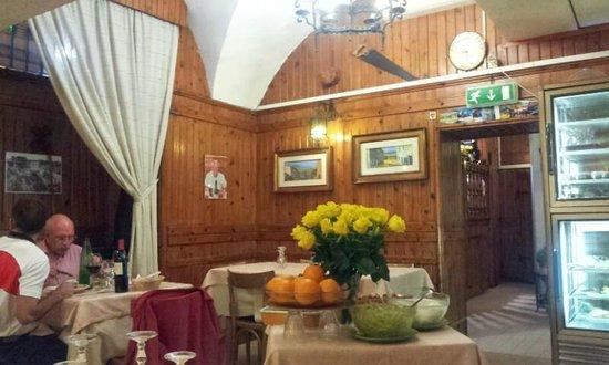 Ristorante Da Giovanni: The restaurant