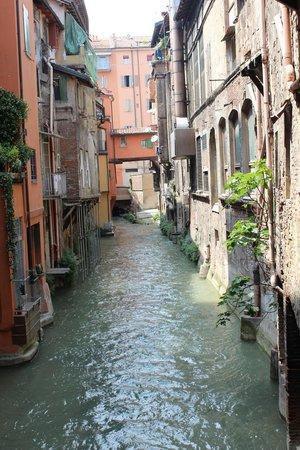 La Piccola Venezia : via piella