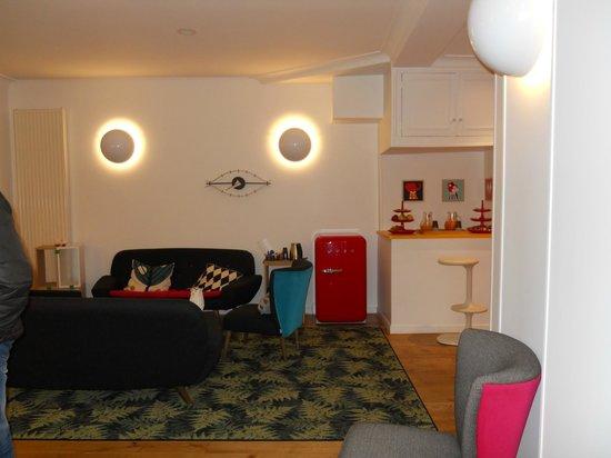 Hotel George - Astotel: hall