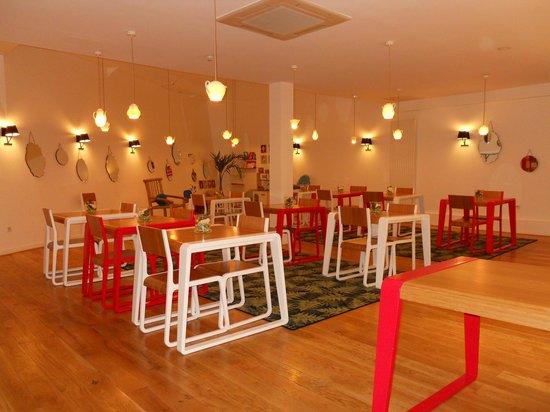 Hotel George - Astotel : comedor desayunos