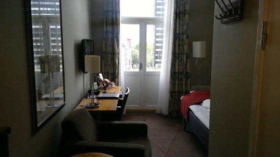 Scandic Holberg: Room 1