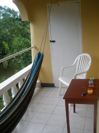 Seastar Inn: Balcony