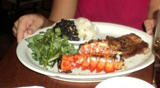 Jaguar Latin American Kitchen: Surf U0026 Turf (lobster ...