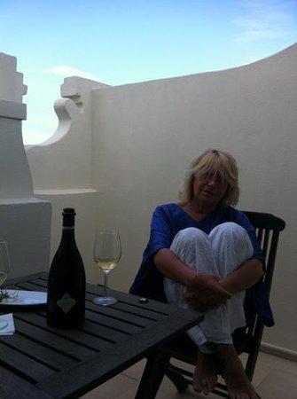 Carducci 76 Hotel : Aperitivo in terrazza..