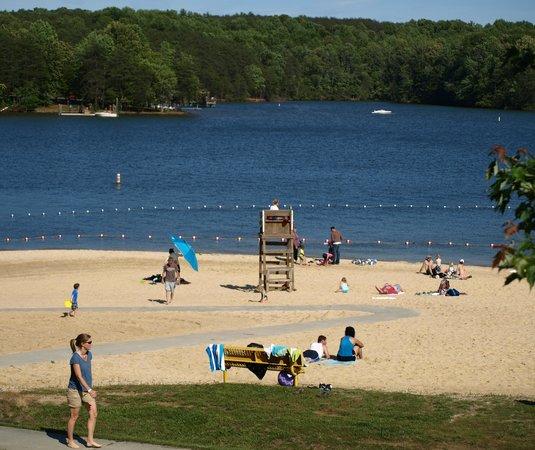 Smith Mountain Lake Beach Time At The