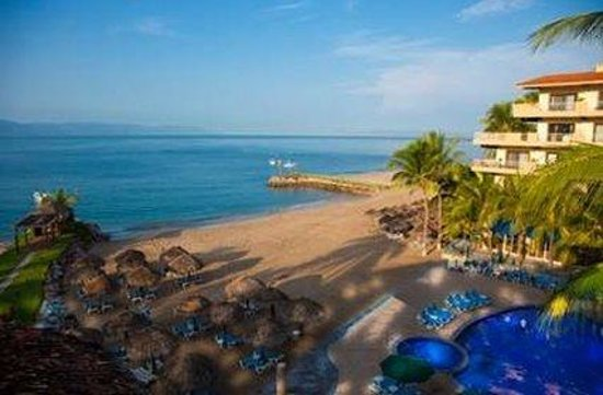 Villa del Palmar Beach Resort & Spa: Panoramic View