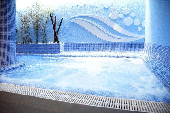 Hotel Vilassar : Spa