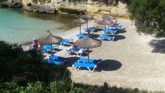 Playa Nudista El Mago: El Mago beach