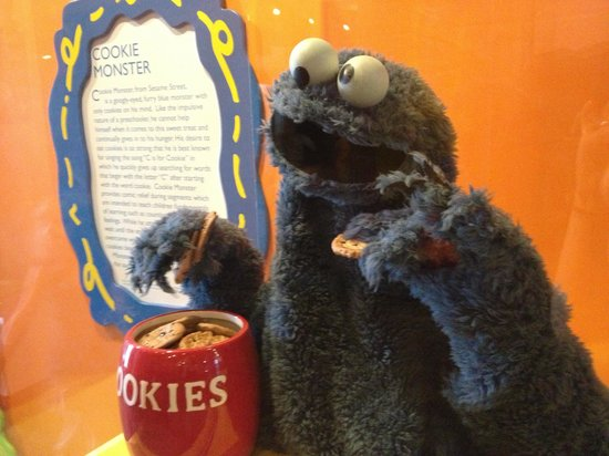 Center for Puppetry Arts: Cookie Monster