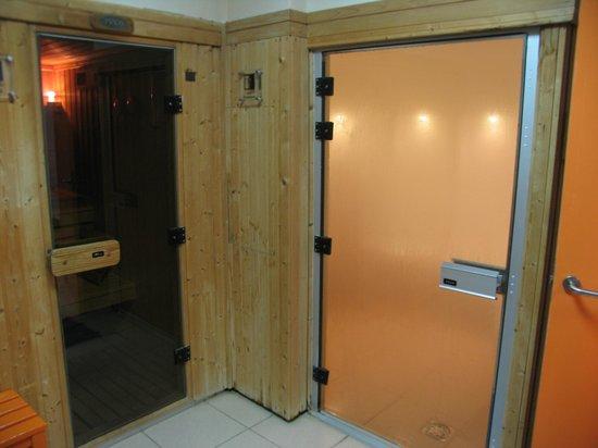 Movenpick Hotel & Casino Malabata Tanger: Hamam