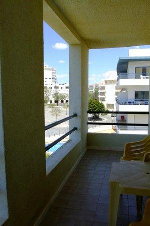 Apartamentos Carteia: balcony