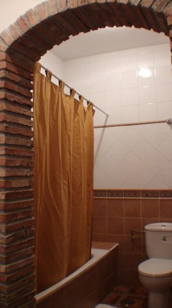 Casa Rural Pena Falcon: bagno