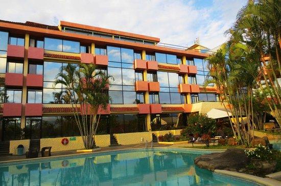 Wyndham San Jose Herradura Hotel & Convention Center : the hotel