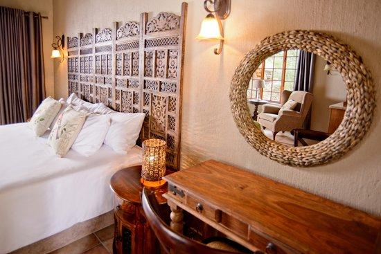 La Kruger Lifestyle Lodge : Luxury Bush Chalet - Console