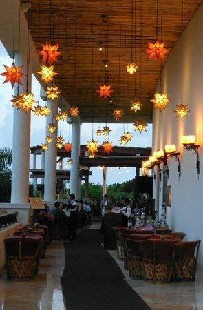 Secrets Maroma Beach Riviera Cancun El Patio Mexican Restaurant