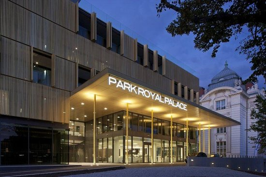 Austria Trend Hotel Park Royal Palace Vienna: Exterior