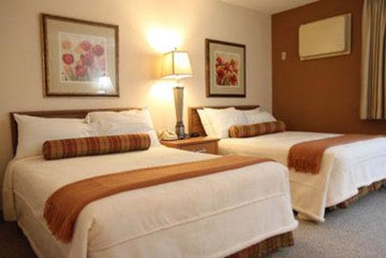 Brentwood Inn and Suites: Double Double Room
