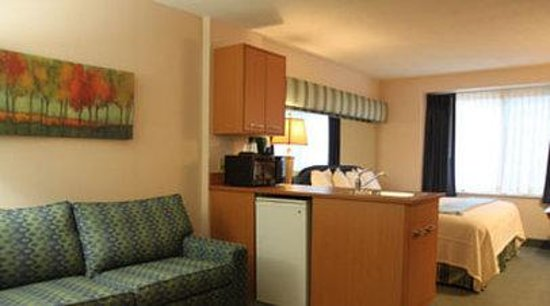 Brentwood Inn and Suites: Suite