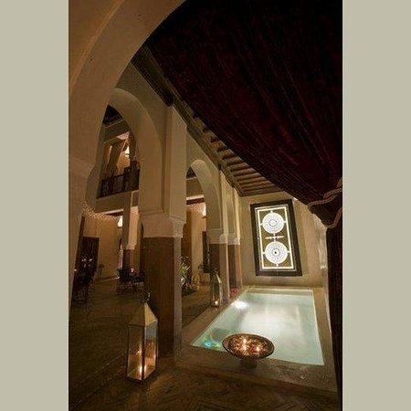 Zamzam Riad: Pool