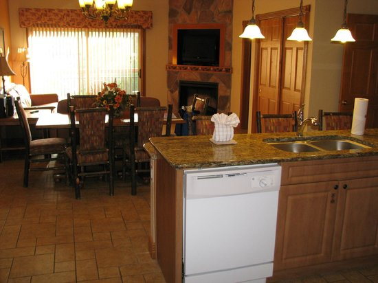 Westgate Branson Woods Resort: 1-bedroom grand, 3016A