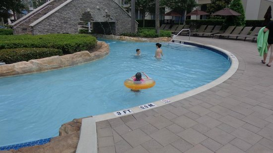 Hilton Orlando Bonnet Creek: Lazy River
