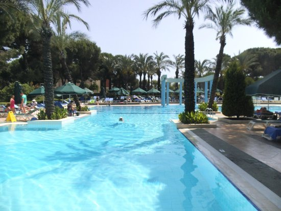 Activity pool picture of ic hotels green palace antalya Hotels in warrington with swimming pool