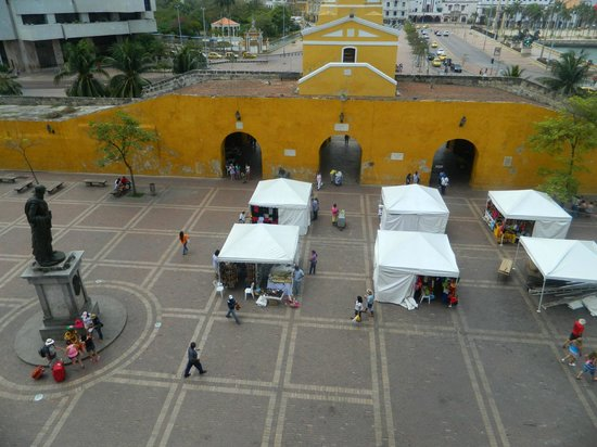 Hotel Torre del Reloj: Vista desde la terraza