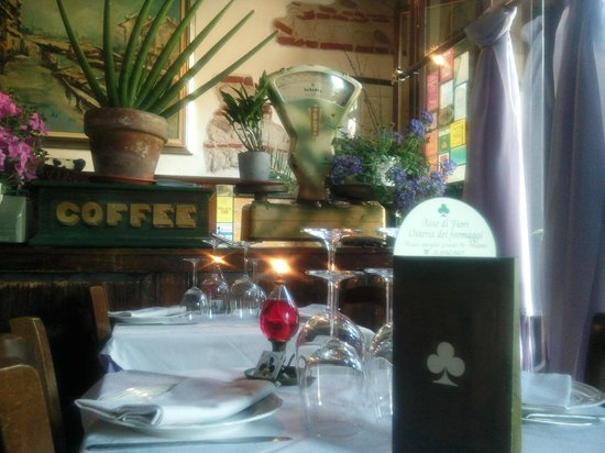 Risultati immagini per asso de fiori restaurant milan