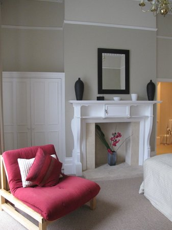 The Cheltenham Townhouse: room
